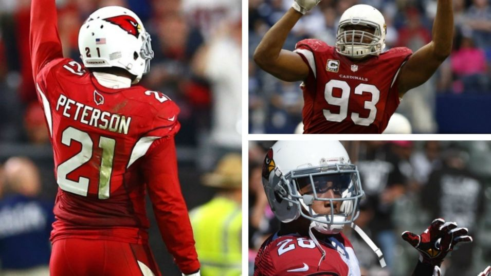 Patrick Peterson, Calais Campbell and Justin Bethel will represent the Cardinals in the Pro Bowl.